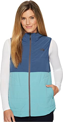 The North Face - Mountain Sweatshirt Hooded Vest