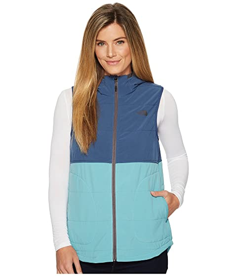 9791f9c24337 The North Face Mountain Sweatshirt Hooded Vest at Zappos.com