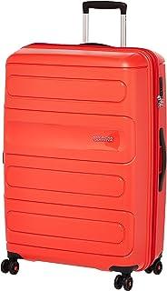 حقيبة سفر كبيرة صلبة صن سايد من أميريكان توريستر، أحمر، 81 سم