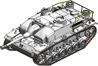 Dragon Models 1/35 Concrete Armored StuG.III Ausf.G with Zimmerit Dragon Model Kits