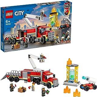 レゴ(LEGO) シティ 消防指令基地 60282