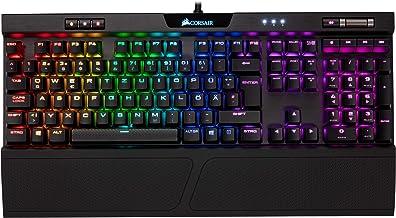 Gesponserte Anzeige – Corsair K70 RGB MK.2 Mechanische Gaming Tastatur (Cherry MX Speed: Schnell und Hochpräzise, Dynamisc...
