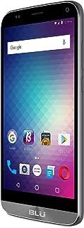 """BLU Dash XL - 5.5"""" Global GSM Unlocked Smartphone - 8GB 1GB RAM - Grey"""