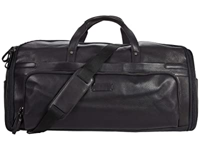 Bosca Hybrid Garment Bag and Duffel (Black) Wallet Handbags