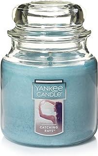 Yankee Candle Medium Jar Candle, Catching Rays