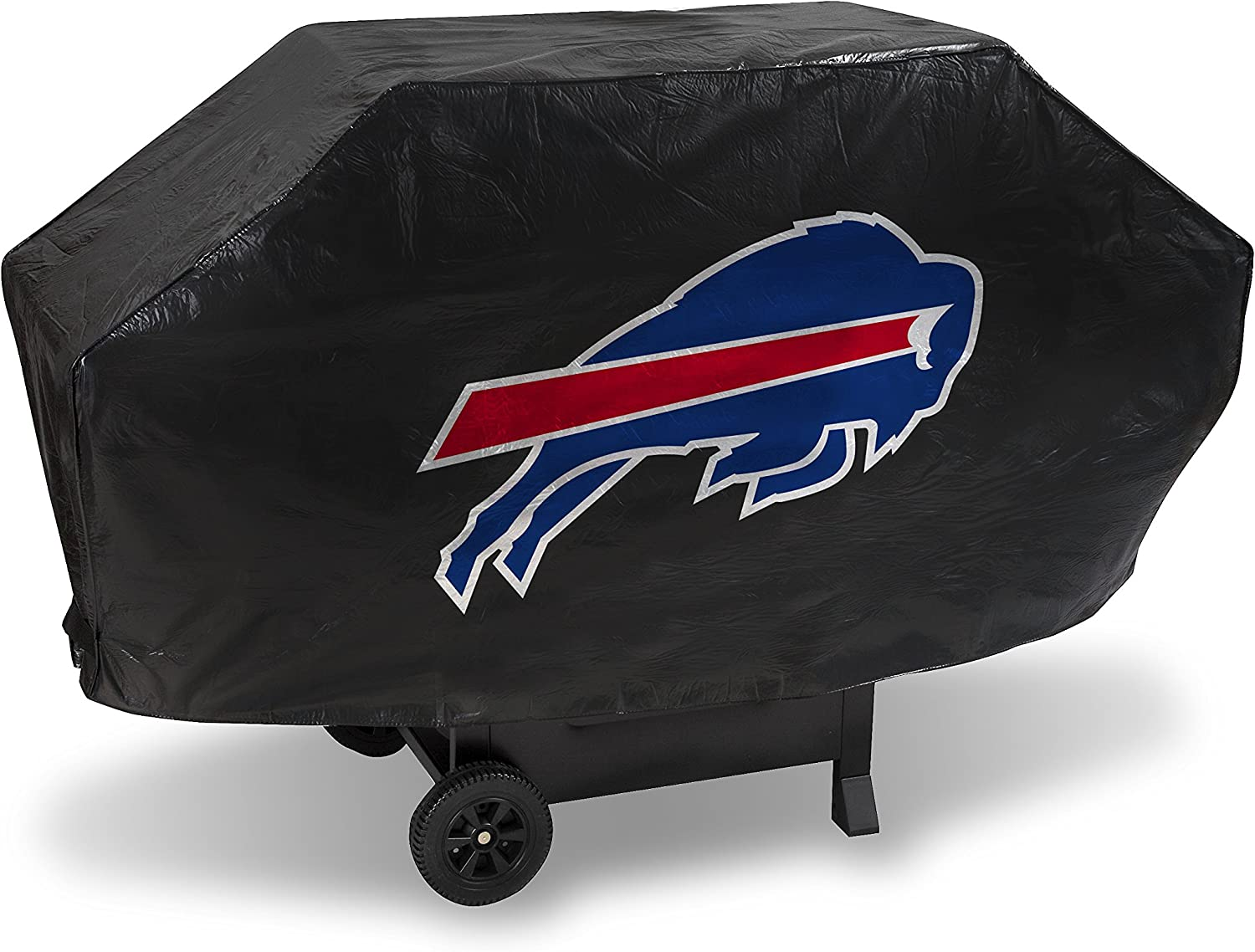 Rico Industries NFL Fan Shop Vinyl Padded Deluxe Grill Cover