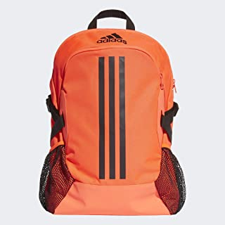adidas Unisex Power V Backpack, Solar Red/Glory Red