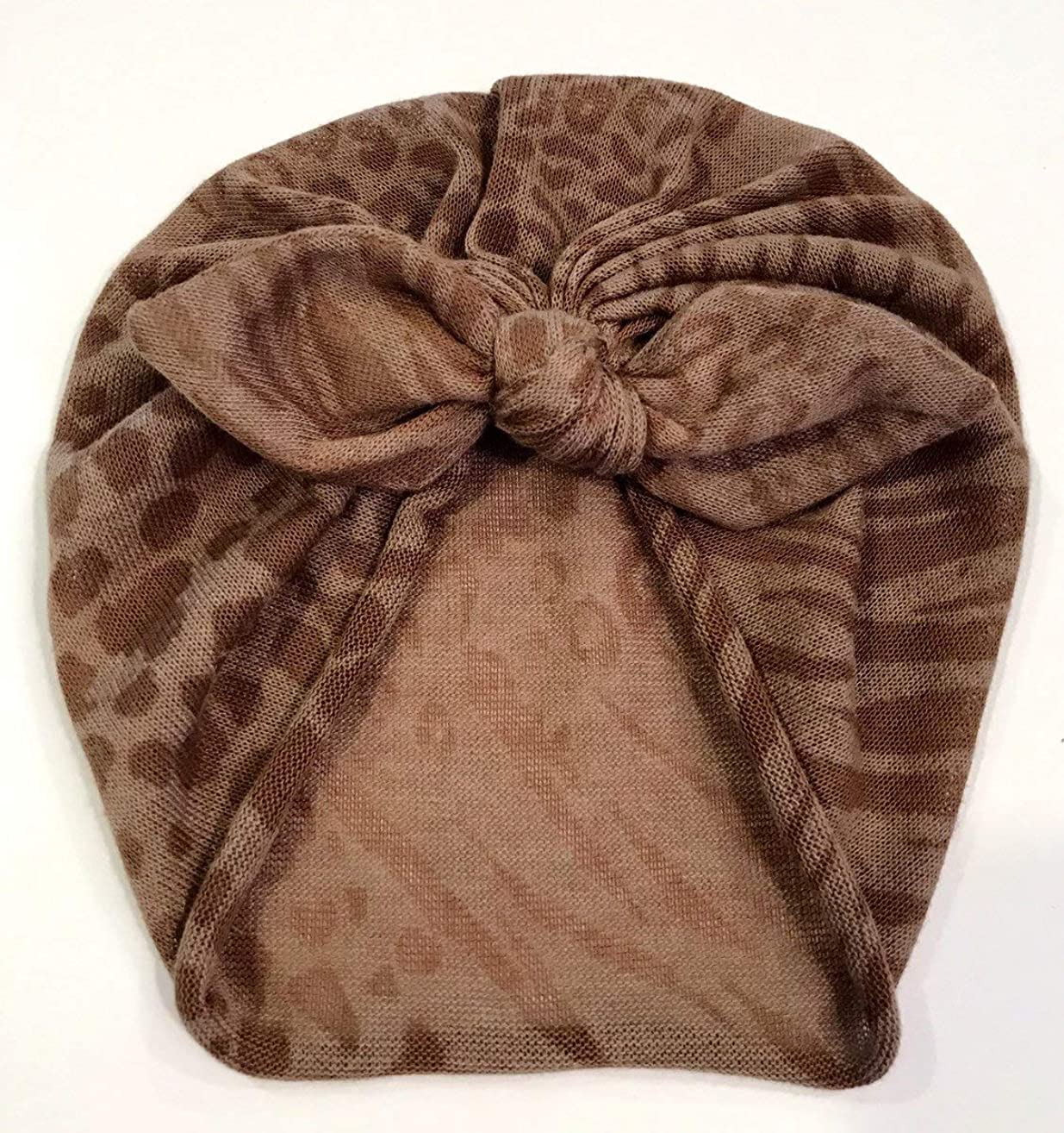 Bunny Ear Headwrap Animal Print| Baby Turban|Adult Turban|Top Knot Turban|Top Knot Baby Hat|Kids Turbans|Toddler Turban|Bun Turban|Newborn Turban