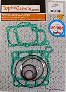TopendGaskets Brand Gasket Kit Replacement for 1998-2002 Suzuki RM125 RM 125