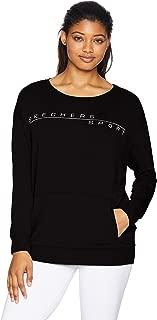 black oversized jumper ladies
