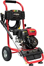 extreme high pressure power washer