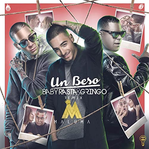 Un Beso Remix By Baby Rasta Y Gringo Feat Maluma On Amazon Music