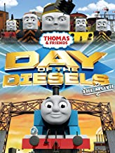 Thomas & Friends: Day Of The Diesels Movie