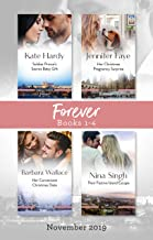 Forever Box Set 1-4/Soldier Prince's Secret Baby Gift/Her Christmas Pregnancy Surprise/Her Convenient Christmas Date/Their...