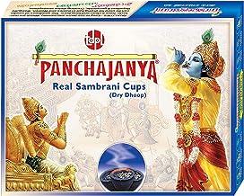 PANCHAJANYA SAMBRANI Cups 12 (Pack of 3)
