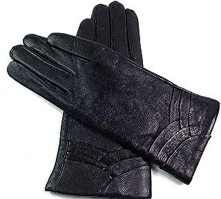 The Leather Emporium Ladies Soft Genuine Leather Gloves