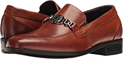 Stacy Adams Kids - Spencer - Moc Toe Bit Slip-On (Little Kid/Big Kid)
