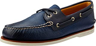 Sperry Top-Sider Gold Cup Authentic Original Rivingston Boat Shoe Men's
