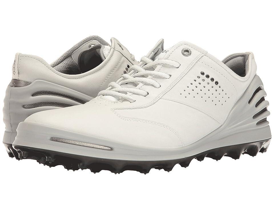 ECCO Golf Cage Pro (White) Men