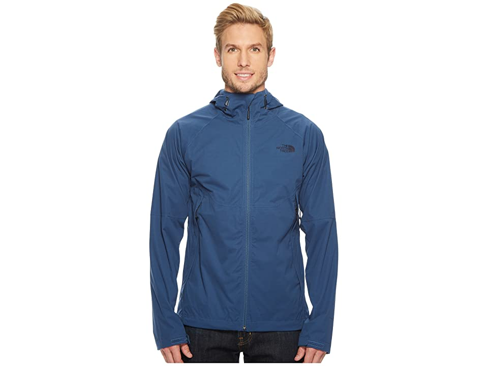 The North Face Allproof Stretch Jacket (Shady Blue) Men