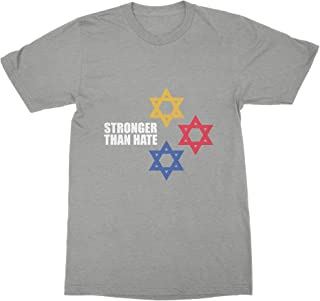 Pittsburgh is Stronger Than Hate Shirt Stronger Than Hate Shirt
