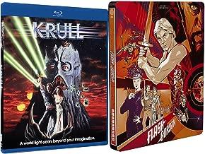Mondo Steelbook FLASH GORDON Exclusive Blu Ray & Krull [Blu-ray]