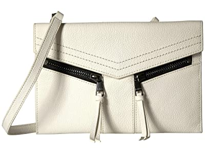 Botkier Trigger Crossbody (Marshmallow) Handbags