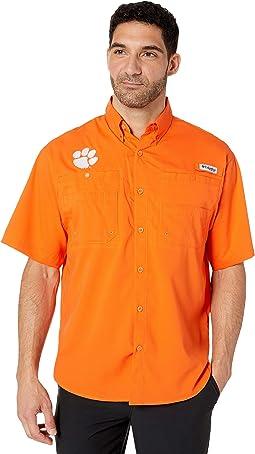 Clemson Tigers Collegiate Tamiami™ II Short Sleeve Shirt