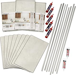 DumaWall Shower and Tub Surround Kit (Wintry Mix)