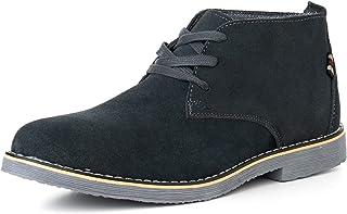 Alpine Swiss Men's Beck Genuine Suede Chukka Boots