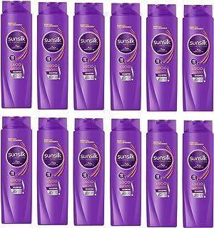 Sunsilk Set 12 Shampoo Liscio Perfetto 250ml Cura dei Capelli, Multicolore, Unica