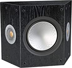 Monitor Audio Silver FX Series Rear Surround Loudspeakers Black Oak (Pair)