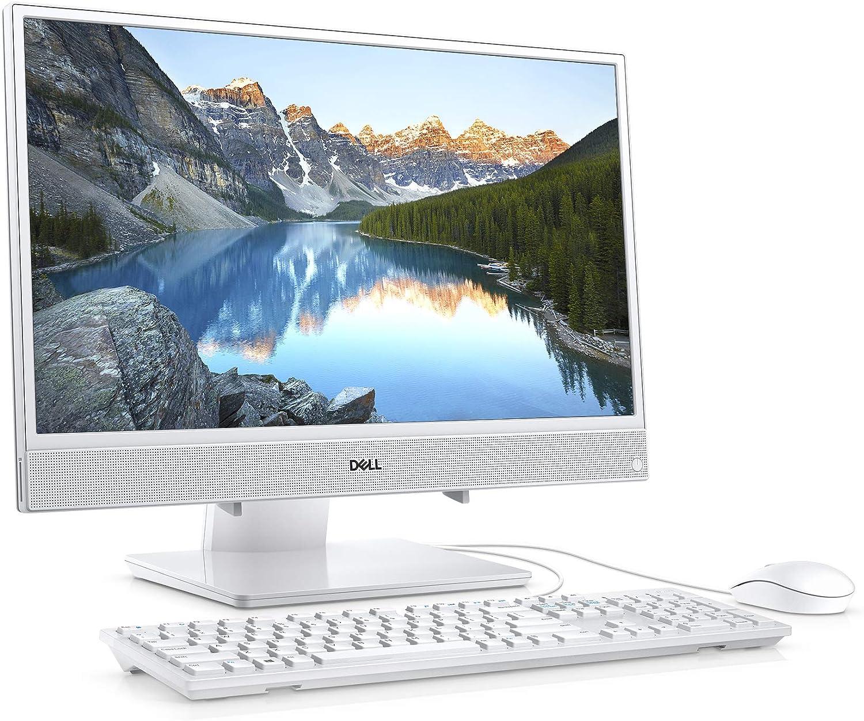 Dell Inspiron 21.5-inch Slim Bezel FHD (1920 x 1080) All in Ones Desktops, AMD A9-9425 3.1GHz, 4GB DDR4 SDRAM, 1 TB HDD, Bluetooth, Windows 10 (21.5