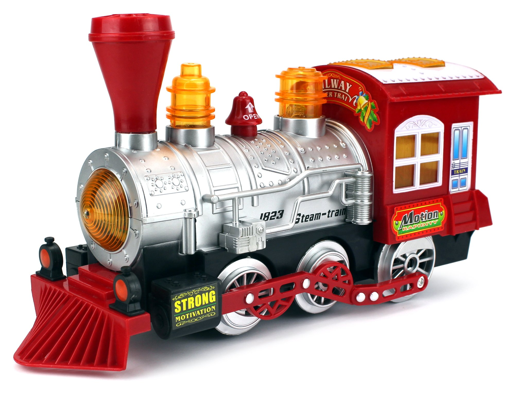 Velocity Locomotive Blowing Battery Operated