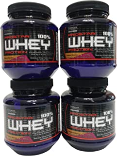 Ultimate Nutrition Prostar Whey Peanut Butter and Jelly: 4 Single Serving Sample Pack