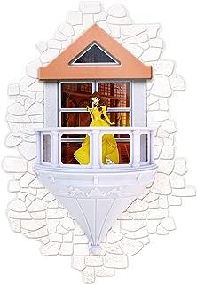 3DLightFX Disney Princess Belle Balcony 3D Deco Light
