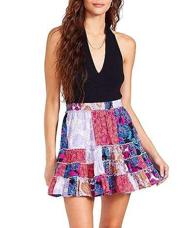 BB Dakota x Steve Madden Dry Your Tiers Skirt