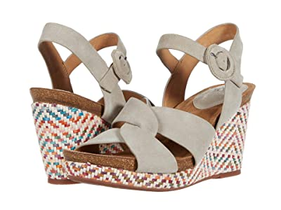 Sofft Casidy (Moonstone Grey Cow Suede) Women