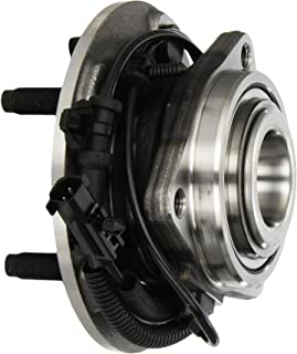 Timken HA590036 Axle Bearing and Hub Assembly