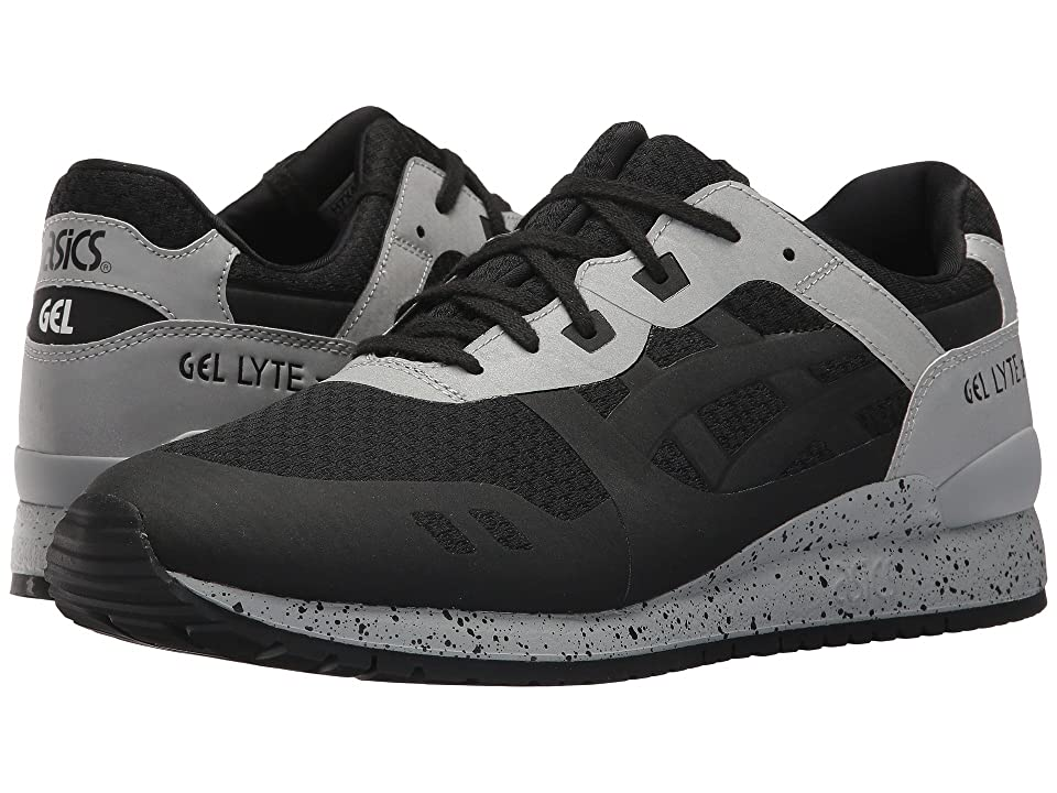 Onitsuka Tiger by Asics Gel-Lyte III NS (Black/Black) Men