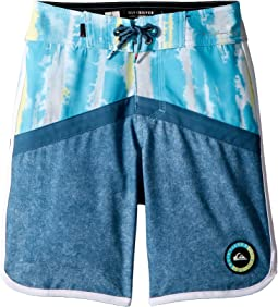 Quiksilver Kids - Highline Fortune Boardshorts (Big Kids)