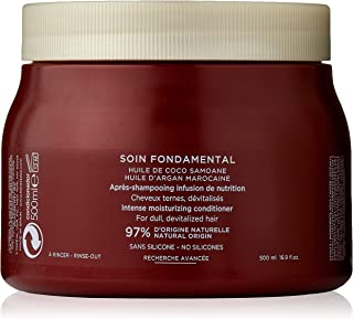 Kerastase Aura Botanica Soin Fondamental Intense Moisturizing Conditioner by Kerastase for Unisex - 16.9 oz Conditioner, 506.99999999999994 milliliters