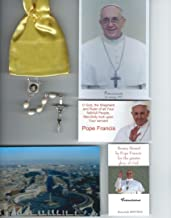 Saint Ivo of Kermartin Relic Rosary Blessed by Pope Francis on 5/7/2014 Includes Photographs of Papal Audience, Vatican And His Holiness 21