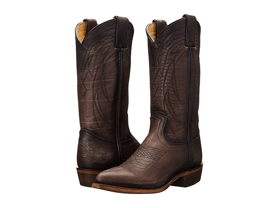 Frye Billy Pull On (Smoke Washed Oiled Vintage) Cowboy Boots