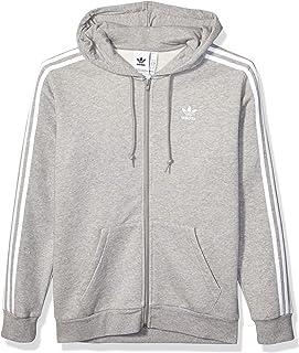 adidas Originals Men's 3-Stripes Full-Zip Sweatshirt