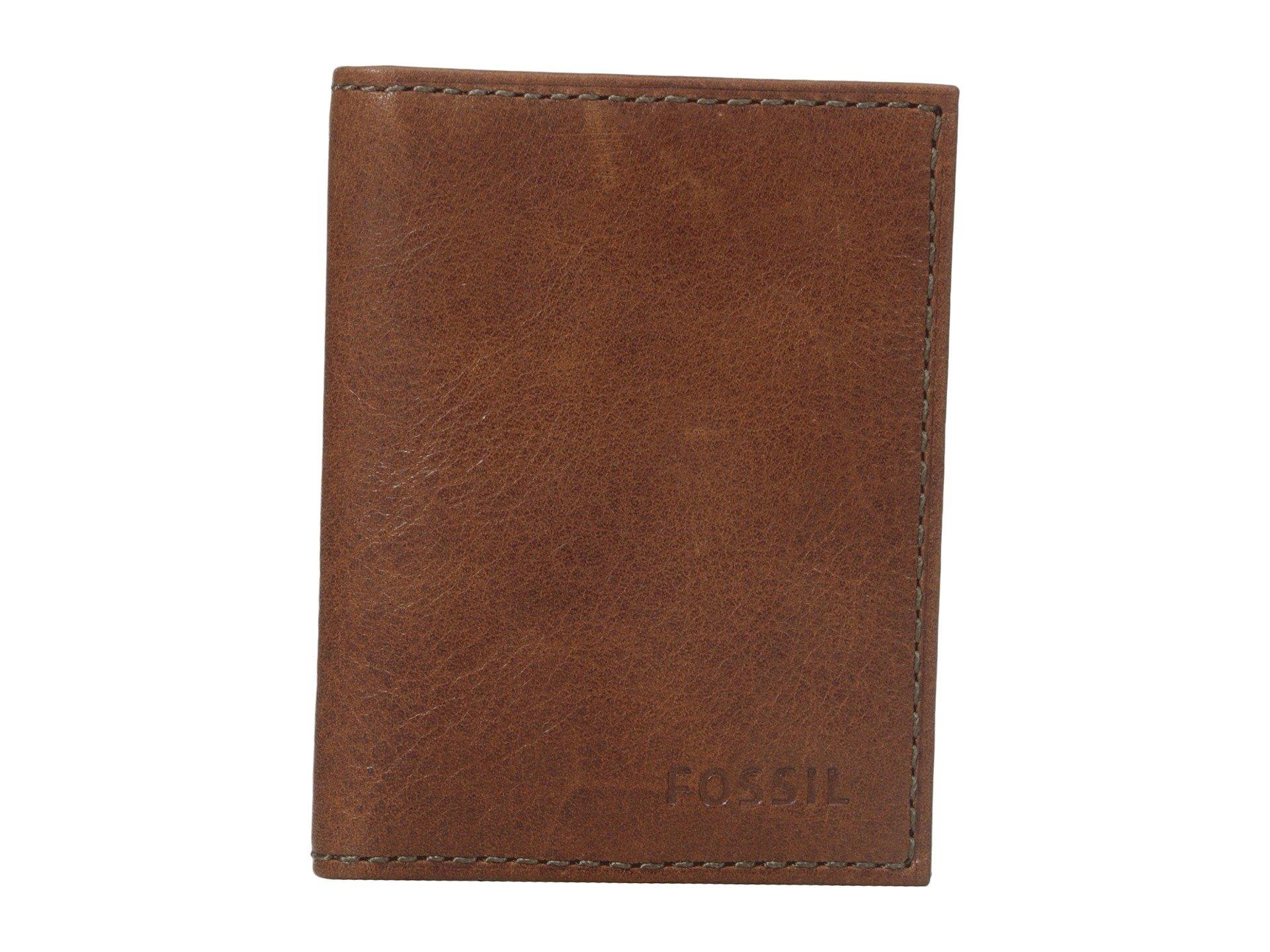 Monedero para Hombre Fossil Conner Card Case Bifold  + Fossil en VeoyCompro.net
