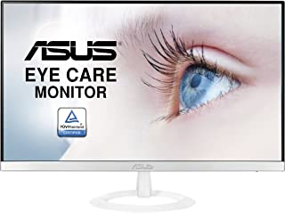 "ASUS VZ239H-W 23 ""Full HD 1080p IPS HDMI VGA مراقبت از چشم مانیتور سفید"