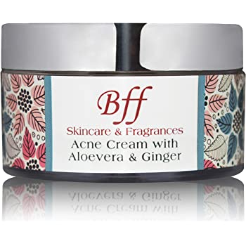 Bff Organic Acne Treatment and Scar Removal Face Cream. 50 Grams
