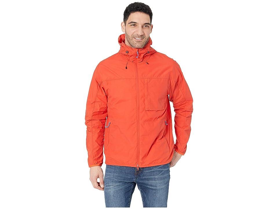 Fjallraven High Coast Wind Jacket (Flame Orange) Men