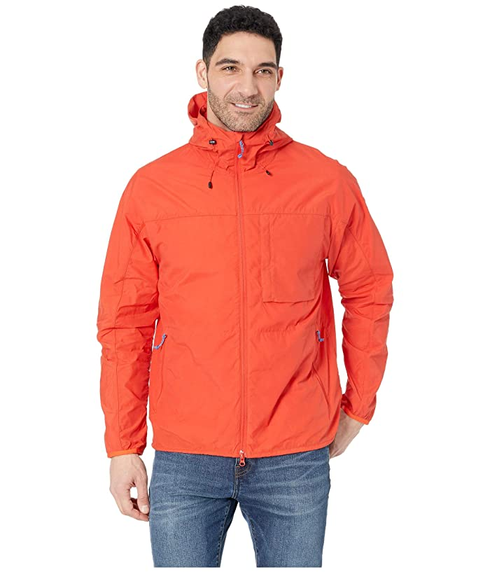 Fjallraven High Coast Wind Jacket (Flame Orange) Men